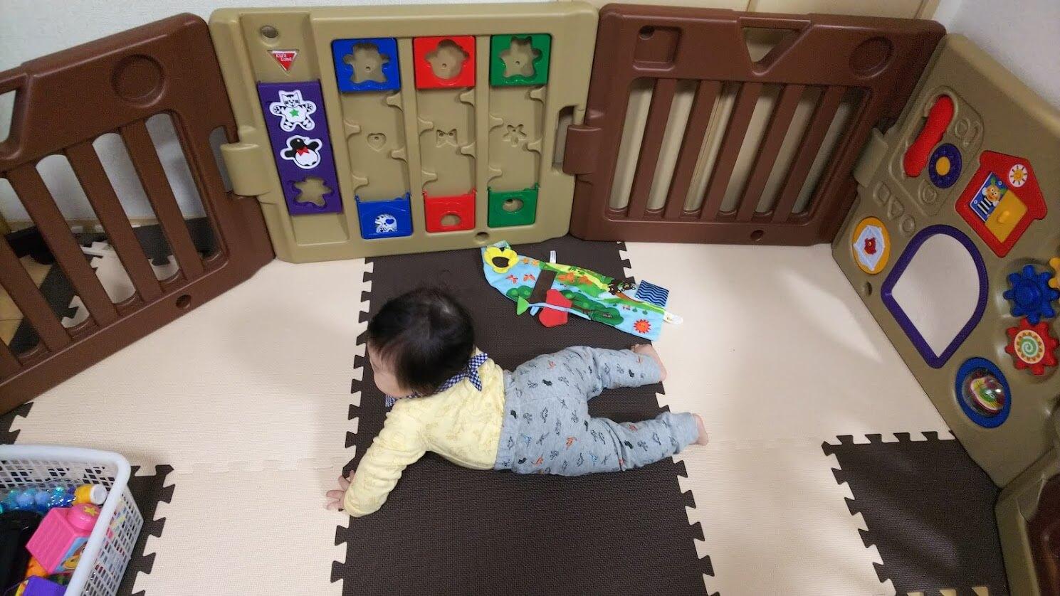日本育児のキッズランド