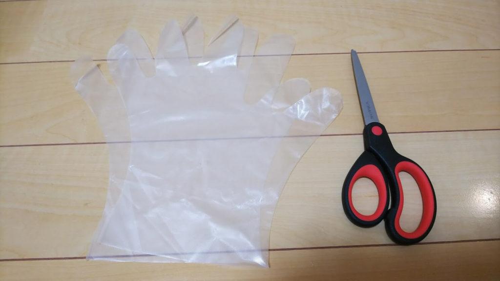 お布団を切るときに用意するもの