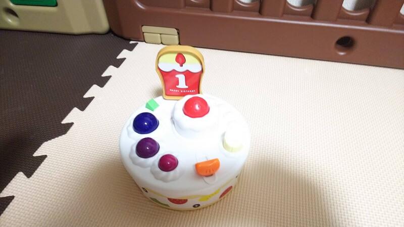 知育ケーキ